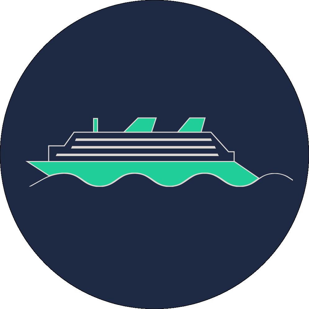 maritime circle 2d